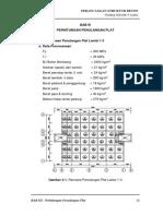 3. BAB III - Perhitungan Plat Atap Dan Lantai