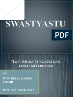 Ppt Teori Psikologi Teori Menua Akibat Metabolisme
