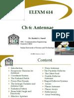 W5. Ch 06 Antennae
