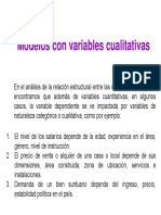 15. Regresión Lineal Múltiple - Variables Cualitativas