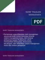 PP. Rapat Tinjauan Manajemen (1)