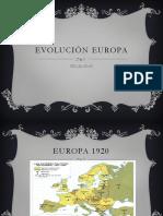 EVOLUCIÓN EUROPA.pptx