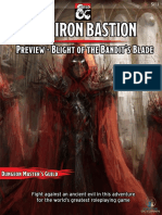 The Iron Bastion Preview - Blight of the Bandits Blade (9835880)