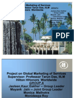 Global Services Project -Hilton Worldwide