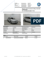 361635 Euro6 Passat Silver Good