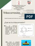 Tribocorrosion