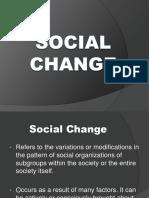 6. Social Change