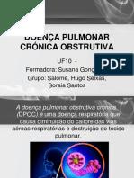 Doença Pulmonar Crónica Obstrutiva