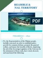 Pgc Article i Preamble & National Territory 2013