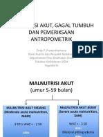 UMY-MALNUTRISI ANTROPOMETRI