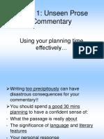 IB Paper 1 PowerPoint