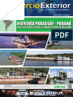 Ce 254 Hidrovia Paraguay Parana