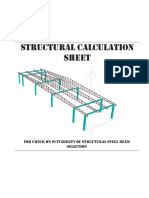 Structural Calculation