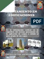 Diapositiva de Cimentaciones