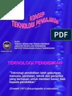 100716626-Teknologi-Pendidikan-Topik-1-Konsep-Teknologi-Pendidikan-Model-Assure.pptx