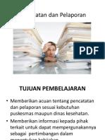 (10). Pencatatan dan Pelaporan.pptx