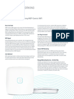 Datto Networking WiFi Datasheet