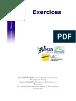 Exercices corrigé Compilation