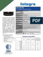 Unc100 Integra Spanish