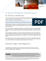 What is Creative Commons Website