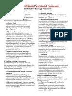 psc-standards flyer