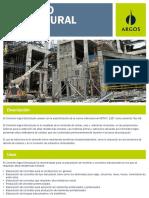 Cemento Gris Estructural