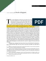 "Amory, Frederic (2001), ""The historical worth of Rígsþula"", Alvíssmál 103-20.pdf"