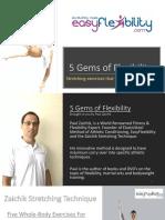Dance 5GemsofFlexibility E-book New