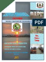 Carpeta Pedagógica Agropecuaria 2017