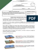 Worksheet Science Placas
