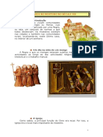 A Vida No Mosteiro No Século XIII - Trabalho de História e Geografia de Portugal