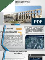 Puentes Viaductos y Acueductos