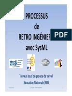 3773 Demarche de Retro Ingenierie Avec Sysml Version Finale 0