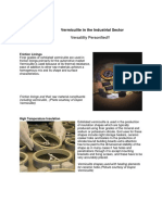 Vermiculite Industrial Brochure