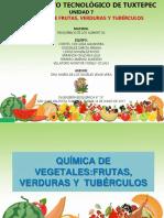 Quimica de VEGETALES