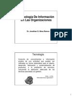 TI Organizacionesok