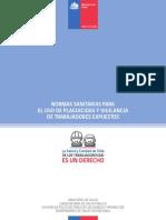 Compendio de Normas Sanitarias para Uso y Vigilancia de trabajadores expuestos a Plaguicidas extendido.pdf