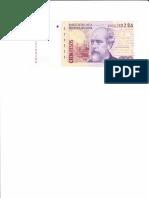 Billetes - 100 Pesos
