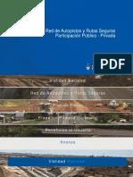 Primeros proyectos de inversión PPP