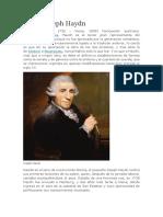 Bio Haydn