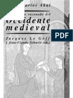 2 [2003] [Cult] LE GOFF, Jacques & Schmitt, Jean Claude. Diccionario Razonado Del Occidente Medieval. Palabra Catedral