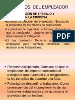 DERECHO Y OBLIGACIONES DEL EMPLEADOR.ppt
