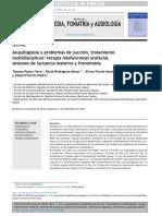Anquiloglosia y Problemas de Succión, Tratamiento Multidisciplinar- Terapia Miofuncional Orofacial, Sesiones de Lactancia Materna y Frenotomia