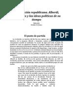 La tradición republicana. Alberdi, Sarmiento y lasideas políticas desu tiempo. Natalio R. Botana