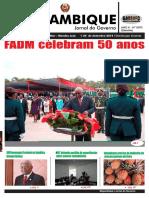 Jornal Do Governo Mocambique Ed0072