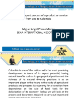 The import-export process of a product or service from and to Colombia.pptx