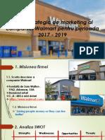 Proiect Walmart