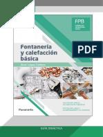 Programacion Fontaneria Fabric y Montaje