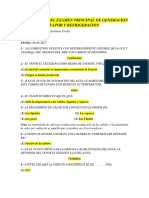 Correccion Del Examen Principal de Vapor y Generacion de Vapor Juan Diego Gavilanes Uvidia 2017