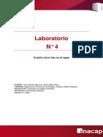 laboratorio de cloro
